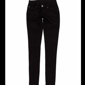 ⚡️ Anine Bing Low Rise Skinny Jeans ⚡️Size 24⚡️